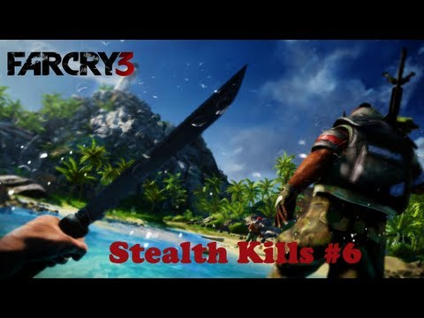 Far Cry 3 [1080p HD/PC] - Stealth Kills #6: Explosive Arrows on Two Outposts [Undetected]