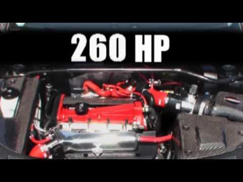 Audi TT 180 ABT STAGE 3 - Big Turbo Upgrade -  180 to 260 HP !