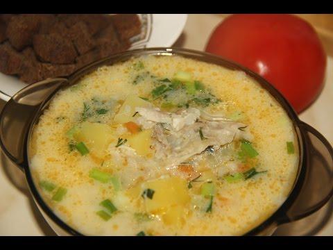 Сырный суп ( Зимний ) Самый вкусный суп