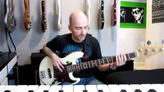 Download Lagu Tightrope (SRV) - Bass cover by Martin Letendre Gratis STAFABAND