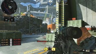 The FIRST Call of Duty Black Ops 4 Sniping Clip EVER!!