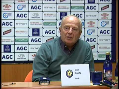 Tisková konference po utkání s Jihlavou - hosté (17.10.2015)