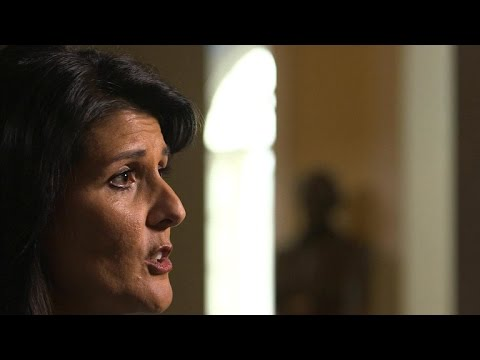 Gov. Nikki Haley on campaign 2016, tensions with police and family