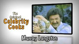 Celebrity Cooks w/ Bruno Gerussi - guest Murray Langston