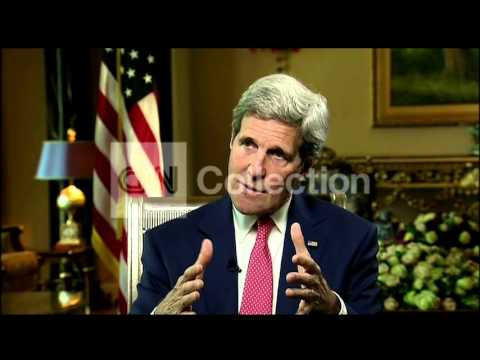 IRAQ: JOHN KERRY ON THE ISIS SITUATION