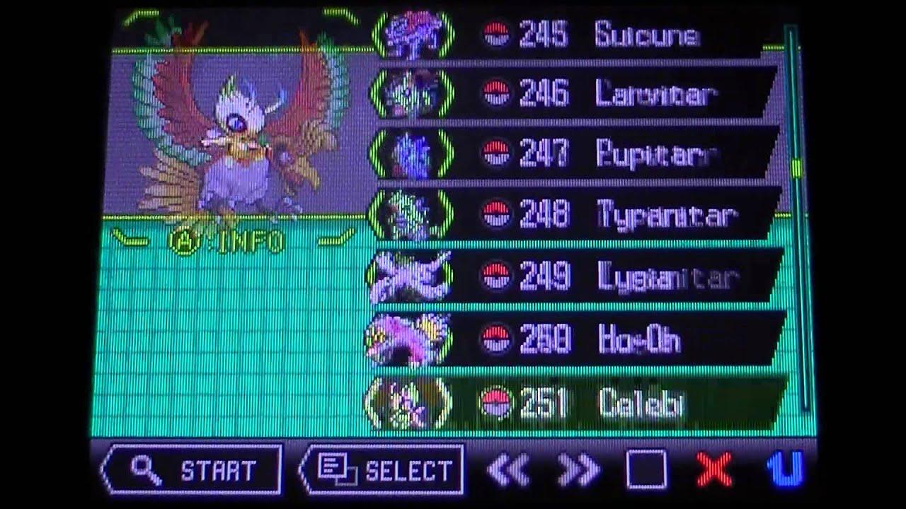 All 649 Pokemon Pokedex Images