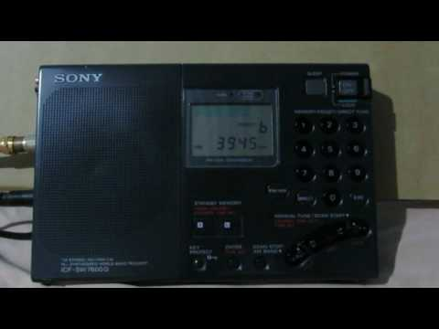 DXing (JOZ -5) Radio Nikkei II 3945 khz. Japan 15.500 kms. aprox.