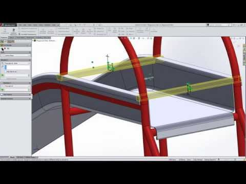 SOLIDWORKS In depth - Sheet Metal and Weldments