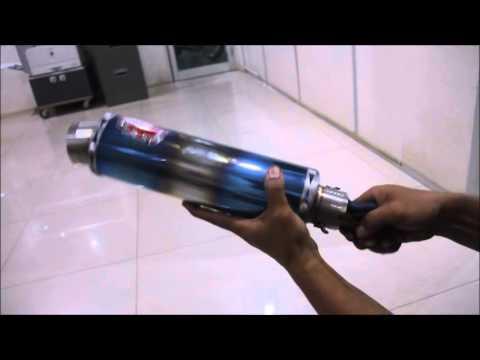 Cara Pemasangan DB Killer R9 New Mugello,Mugello NG atau Monza Blue Series
