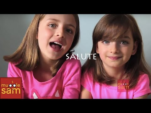 LITTLE MIX - SALUTE | Sophia & Bella