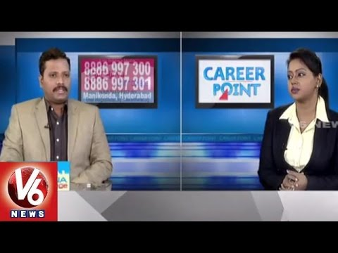 Career Point | IIT & Medicine Entrance Exam | Sadhana Educational Society | V6 News