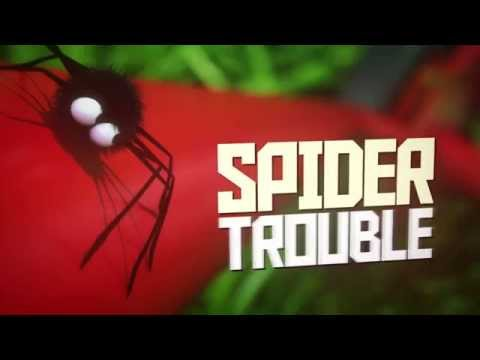 Spider Trouble - How to play