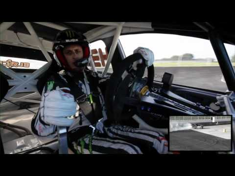 DC SHOES KEN BLOCK'S GYMKHANA THREE, PART 2 BONUS EDIT: ALTERNATE ANGLES