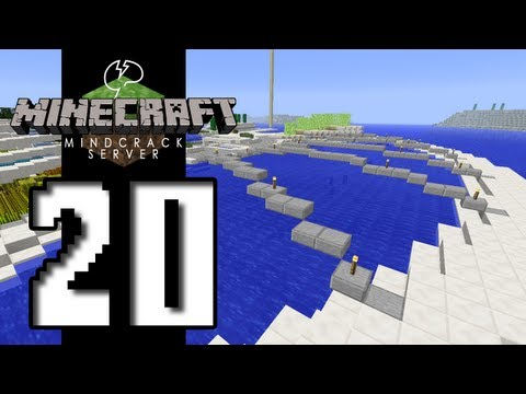 Beef Plays Minecraft - Mindcrack Server - S3 EP20 - Arched