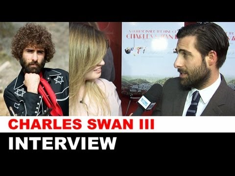 A Glimpse Inside the Mind of Charles Swan III Interview - Jason Schwartzman : Beyond The Trailer