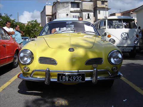 6.º Encontro De Veículos Antigos Nacionais - RJ