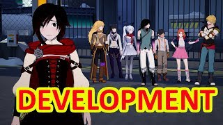 RWBY Parody: Chapter 7-9 In A Nutshell