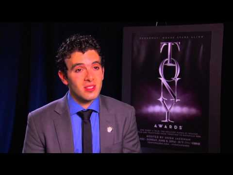 2014 Tony Awards Meet the Nominees: Jarrod Spector