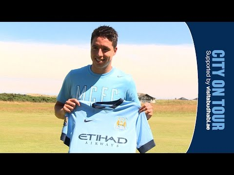SAMIR NASRI NEW CONTRACT | Exclusive Interview In New Kit