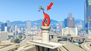 IL EST LE PREMIER A FAIRE CA SUR GTA 5 ! TOP 5 + EPIC REACTION