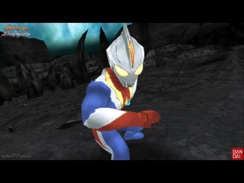 Ultraman All Star Chronicle - Extra 26 - 27 Nexus Revival ★Play PSP ウルトラマンオールスタークロニクル