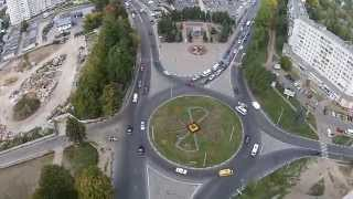 Bryansk city from the height of the Lite version \ город Брянск с высоты лайт версия