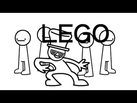 LEGO Asdfmovie 6