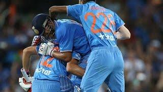 INDIA VS AUSTRALIA 3RD T-20 HIGHLIGHTS (2016)