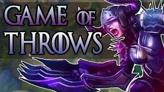 GAME OF THROWS - Shyvana Jungle How to Carry #34 - League of Legends