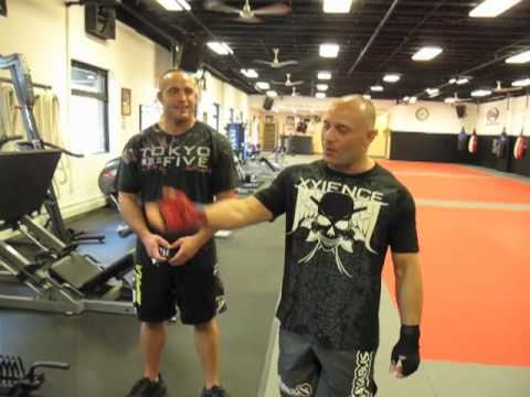 Matt Serra UFC 119 Video Blog - Day 1 Image 1
