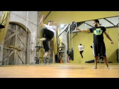 Carlos Lopez IV 2012 Kick Training
