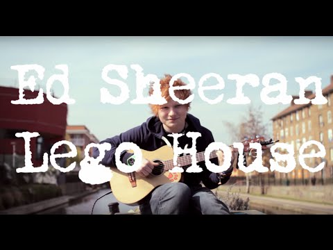 Ed Sheeran - Lego House (Acoustic)
