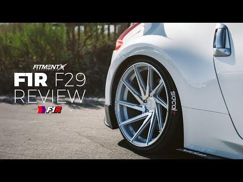 Wheel Review : F1R F29