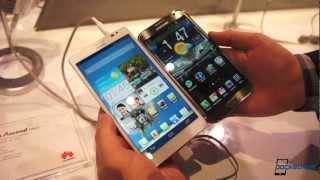 Huawei Ascend Mate Vs Galaxy Note II