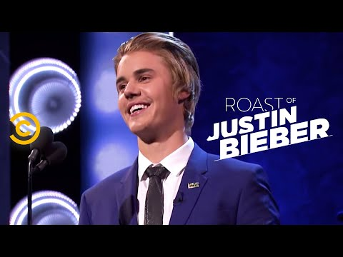 Roast Of Justin Bieber - Justin Bieber - Thanks For Coming video