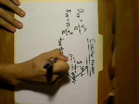 Circular Motion Basics