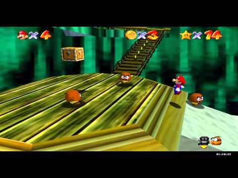 Super Mario 64 - Bowser Road HD (SGM)