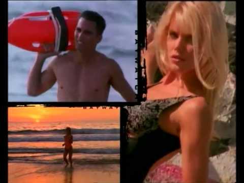 Baywatch Season 7 Promo #3 - Gena Lee Nolin, Pamela Anderson, Nancy Valen, Donna D'Errico