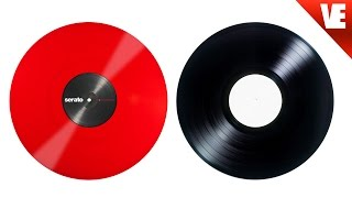 COLORED VINYL vs BLACK