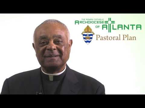 Archbishop Gregory Invites You to Participate in the Pastoral Plan Survey