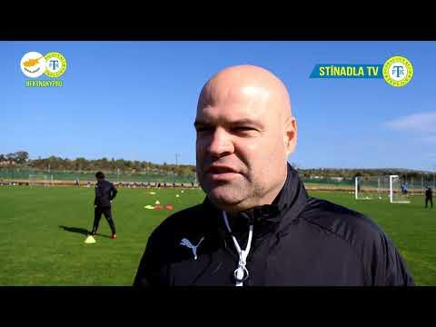 Reportáž: Teplický tým začal trénovat v Agia Napě (27.1.2018)