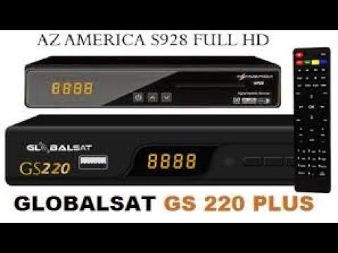 CONFIGURAR CS NO AZ AMERICA S928- PASSO A PASSO