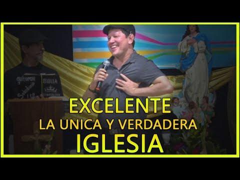P LUIS TORO A LA IGLESIA EN EL SALVADOR EN VIVO