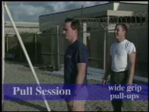 Navy Seal Workout part1 Image 1