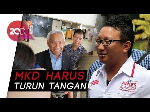 Pimpinan DPR soal Video 'Aryodj': MKD Harus Mengklarifikasi