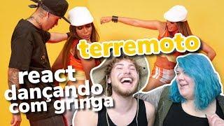 Baixar Eu e gringa reagindo e dançando Terremoto de Anitta ft. Kevinho