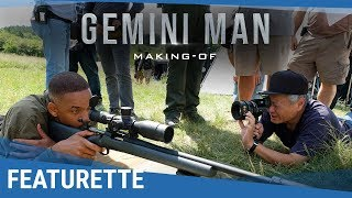 GEMINI MAN - Making-Of  [VOST]