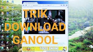 Panduan Download Film Di Situs Resmi Ganool dalam Sekejap