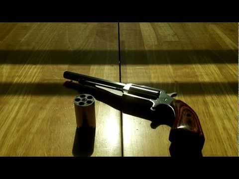 """My Two Cents - NAA 1860 """"Earl"""" INCOMPLETE Review (.22 WMR / .22 LR)"""