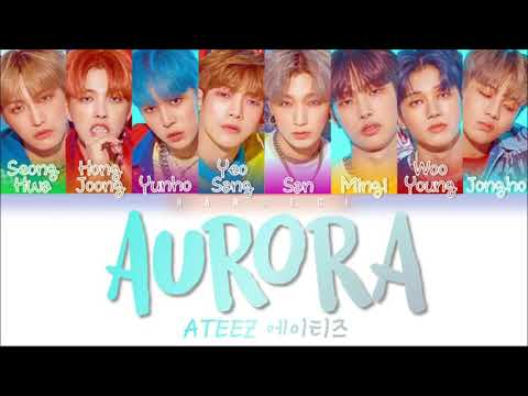 Download AURORA - ATEEZ Arabic Sub الترجمة العربية Mp4 baru